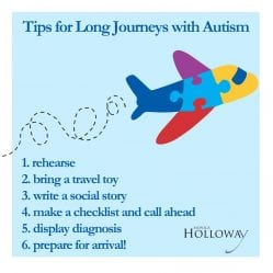 Tips for Long Journeys With Loved Ones With Autism