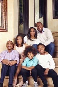 Peete Family