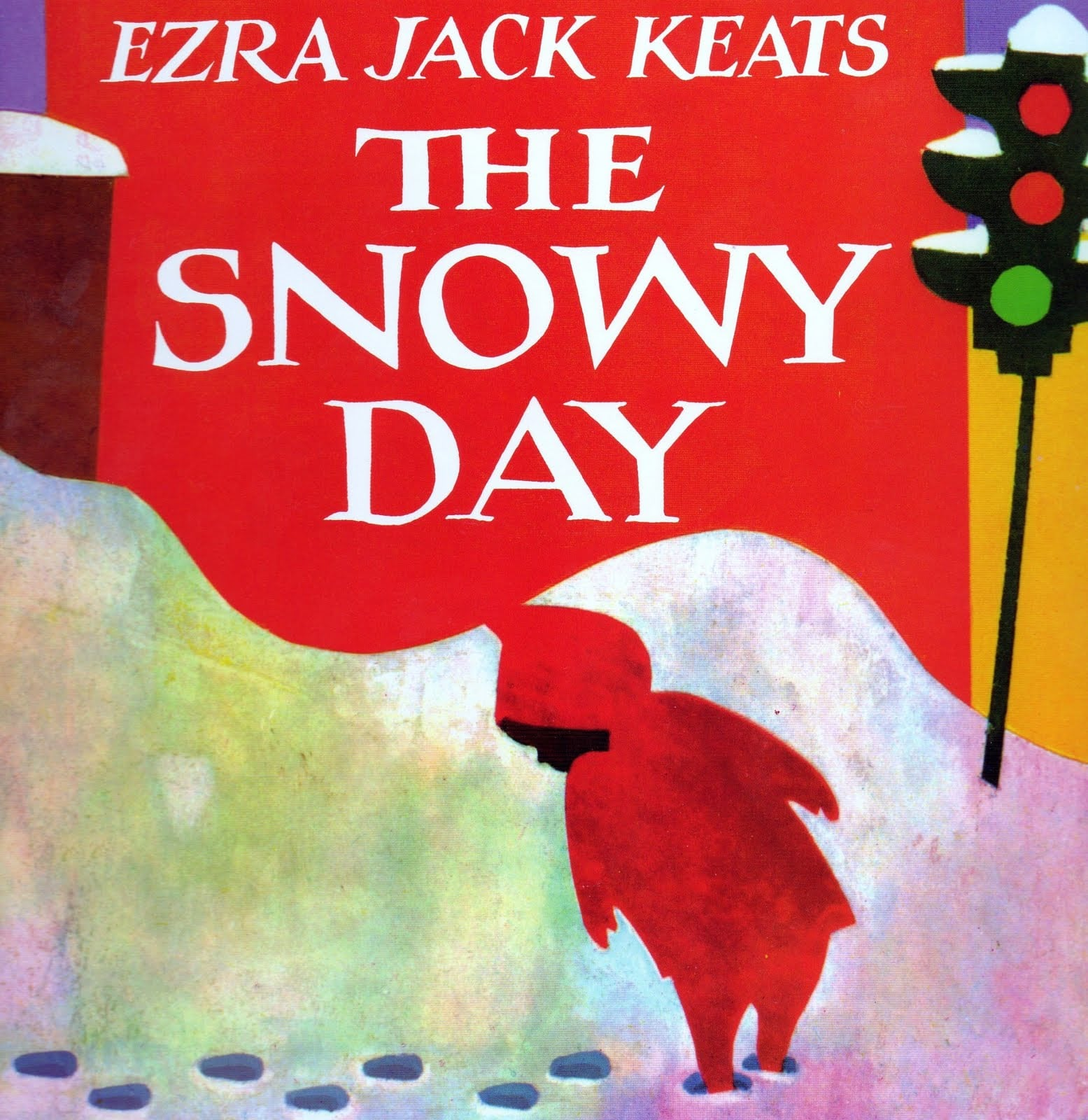 """The Snowy Day and the Art of Ezra Jack Keats"" Exhibit"