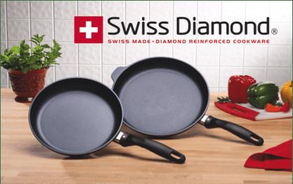 Swiss Diamond Fry Pan Duo L A Parent