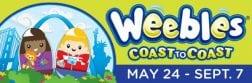 """""""Weebles: Coast To Coast"""" Exhibit"""