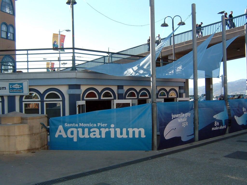 Santa Monica Pier Scavenger Hunt