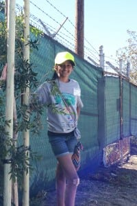 El Segundo teen Utsa Prikh learned people skills and environmental responsibility through Tree Musketeers.