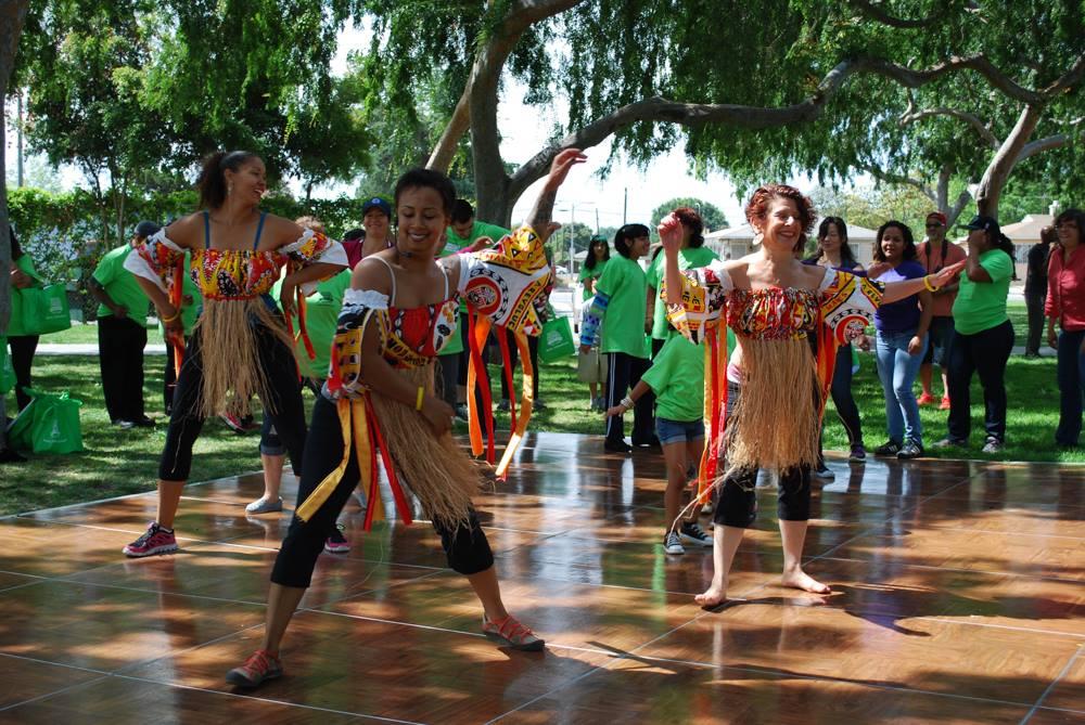 JAM Session: Samba Dance