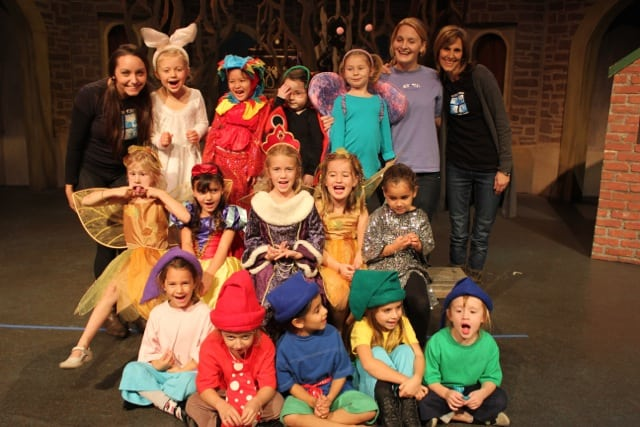 "Kids On Stage offers a range of theater classes where kids perform plays such as ""Snow White."" PHOTO COURTESY KIDS ON STAGE"