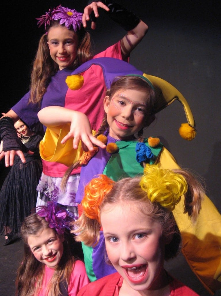 Santa Monica Playhouse has been offering acting classes for kids since 1969. PHOTO COURTESY SANTA MONICA PLAYHOUSE