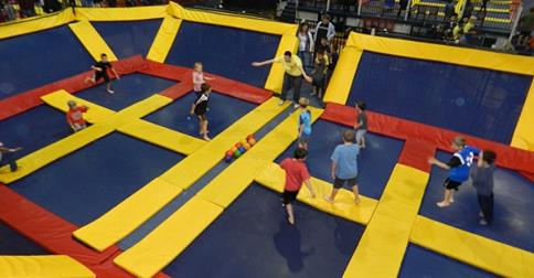 Sky High Sports Special Days for Kids With Special Needs
