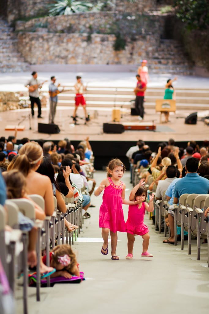 Kids will be dancing in the aisles at the Ford Amphitheatre. PHOTO COURTESY FORD THEATRES