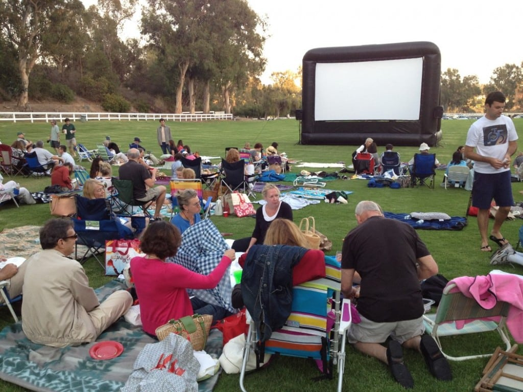 See Will Rogers' film State Fair on his former ranch Aug. 15. PHOTO COURTESY WILL ROGERS RANCH FOUNDATION