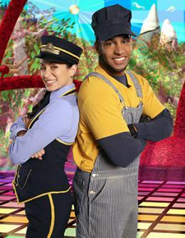 Disney's Choo-Choo Soul With Genevieve