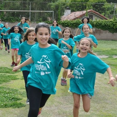 Girls on the Run Square