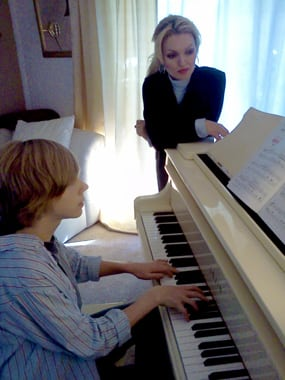 Oksana Music Is For Everyone