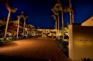 Terranea Resort - Front Drive