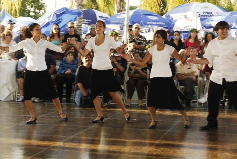L.A. Greek Festival