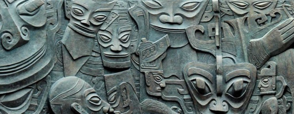 """""""China's Lost Civilization: The Mystery of Sanxingdui"""" Exhibit"""