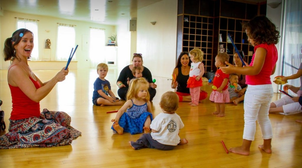 Love But & Me music classes include kids up to age 5 and their parents. PHOTO BY QUMARU NISA PHOTOGRAPHY