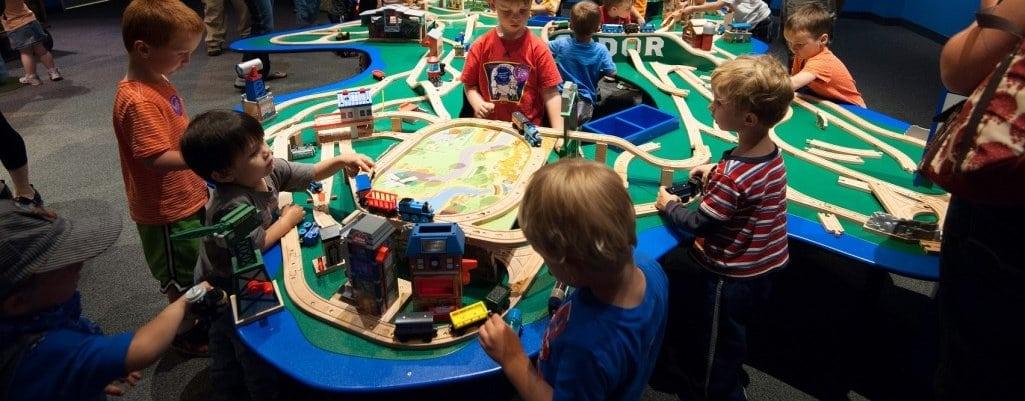 """Thomas & Friends"" Exhibit"