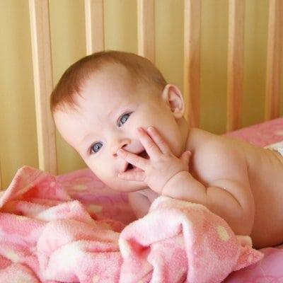 Baby Tummy Square
