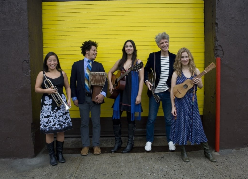 Dan Zanes and Friends will perform at the Bram Goldsmith Theater Oct. 19.