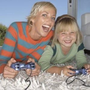 Parent-Child Bond Square