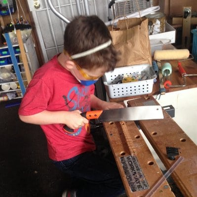 Tinkering School Square
