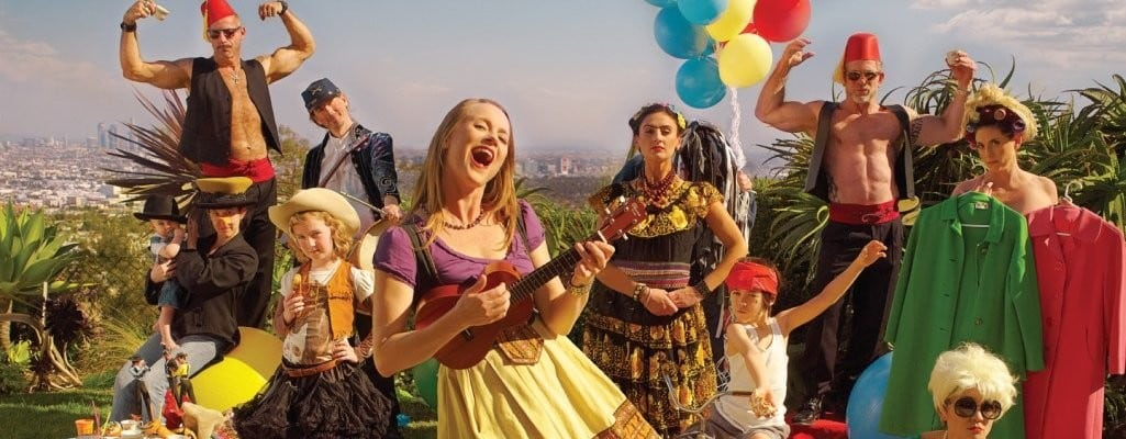 Heidi Swedberg & The Sukey Jump Band