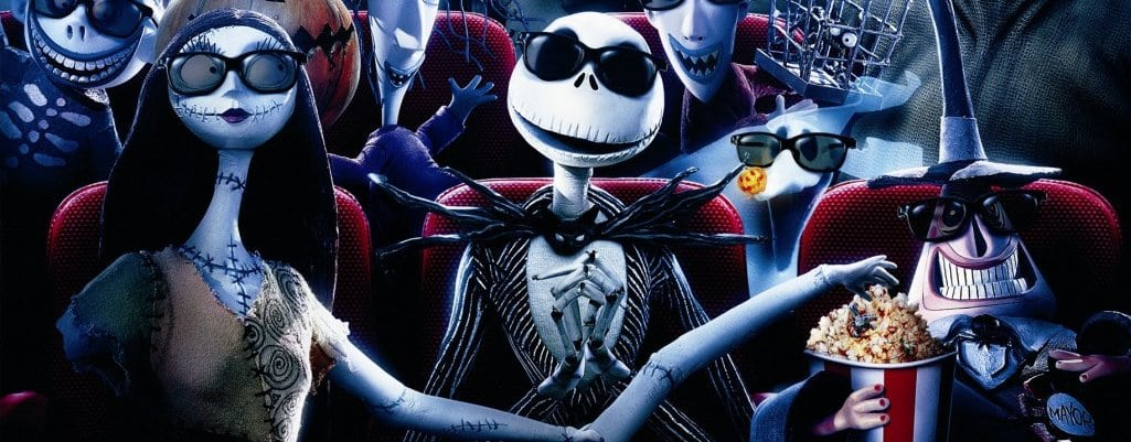 "Tim Burton's ""The Nightmare Before Christmas"" at the El Capitan"