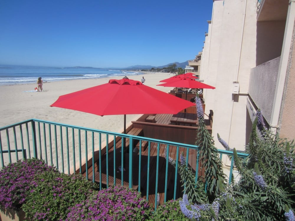 Carpinteria rentals include ocean-front houses and condos. PHOTO BY JIM MICHENER