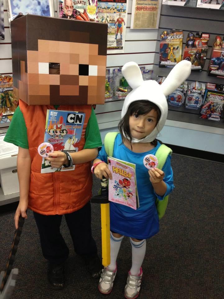 HalloweenComicFestFlyingColorsComics