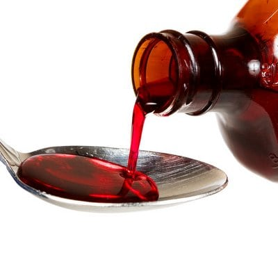 Cough syrup