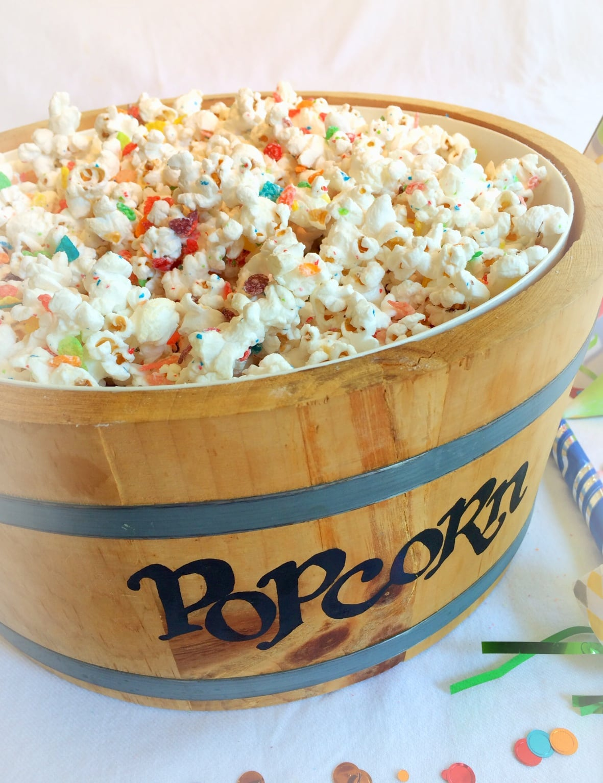 Party Popcorn Finished