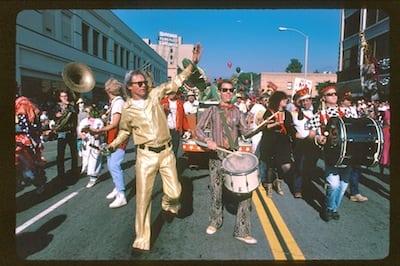 Pasadena Doo Dah Parade