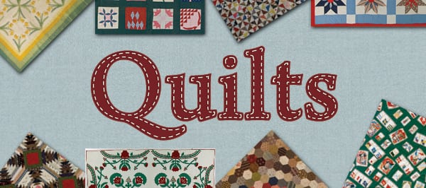 American Quilts in the Modern Age; 1870-1940