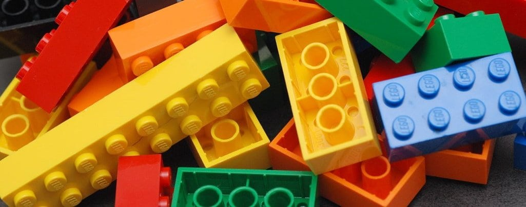 Build a Better Lego World