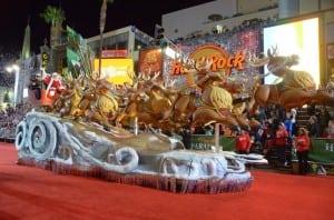 Santa Claus Goes Hollywood on Nov. 30. PHOTO BY WILLIAM KIDSTON