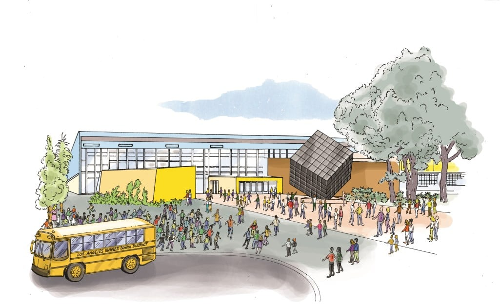 Very soon, real children will be visiting The Discovery Cube Los Angeles. PHOTO COURTESY DISCOVERY SCIENCE FOUNDATION