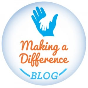 making a difference icon