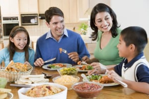 healthy eating, healthy parenting