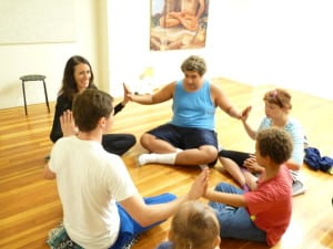 Naam Yoga for people with autism