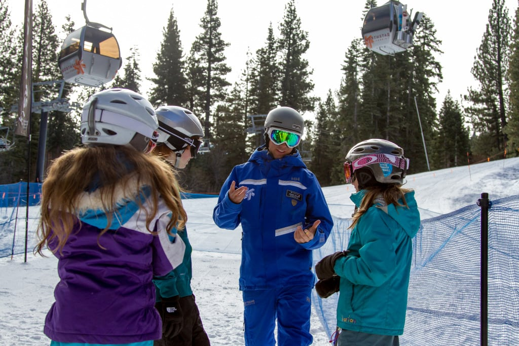 Northstar and other resorts also offer sledding, skating and other cold-weather fun. PHOTO BY MIMI SLAWOFF