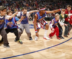 Globetrotters 2015 Los Angeles Events
