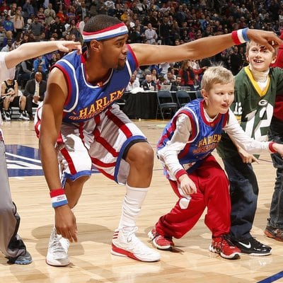 Globetrotters Square