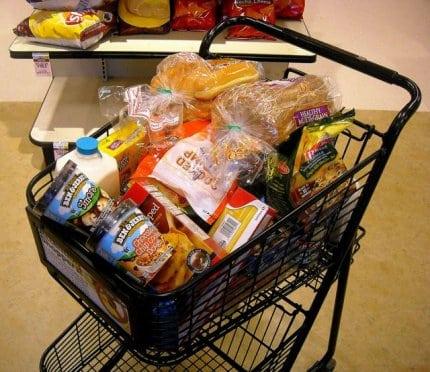 Parenting Essay: Groceries