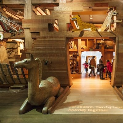 Skirball Cultural Center - Noah's Ark Exhibit 2012