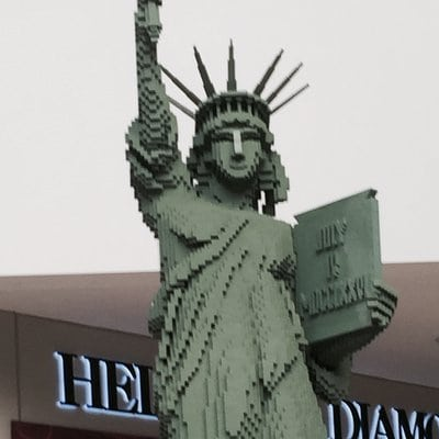 1-Statue of Liberty