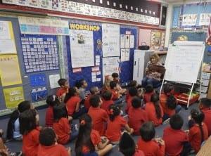 Los Angeles Schools Andrews