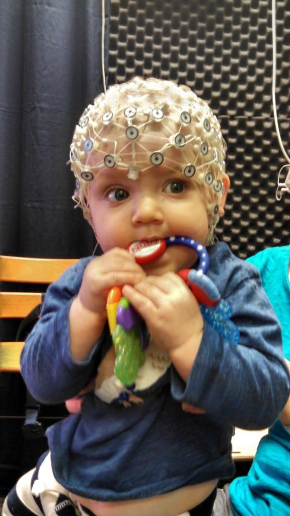 special needs infant EEG
