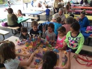 L.A. Schools Lanai Grandparents