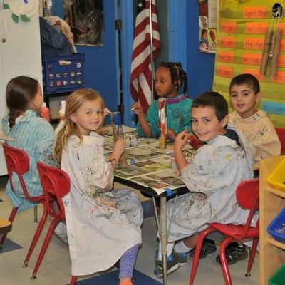 Preschools Square