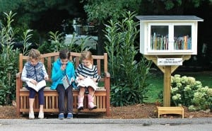 fun ideas for kids little free library